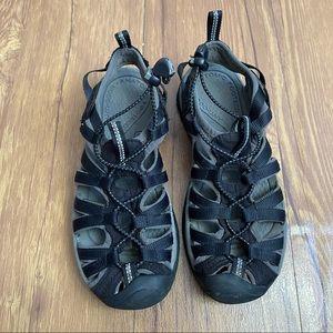 Keen Whisper Waterproof Sandals Size 6.5